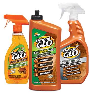 clean shine protect. Orange Glo Hardwood Floor and Furniture Care  Cleaning  and Protection